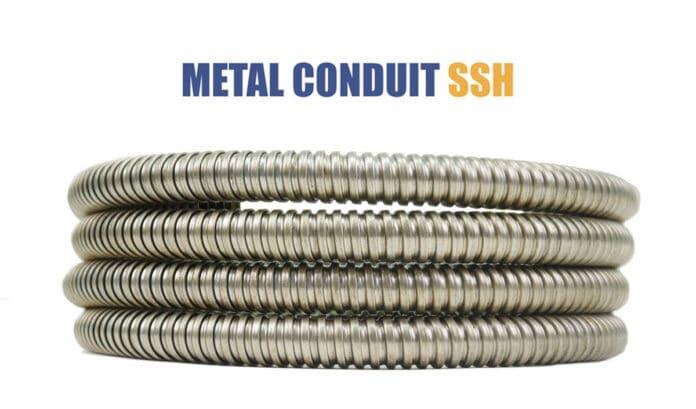 SSH Stainless flexible conduit